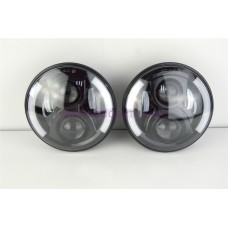 "7150FA OEM Type Offroad Sealed 7"" Round LED headlight"